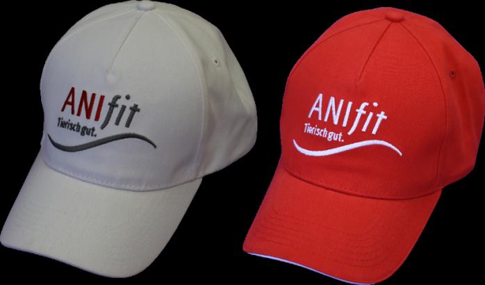 Anifit Kappe weiß (1 Stück)